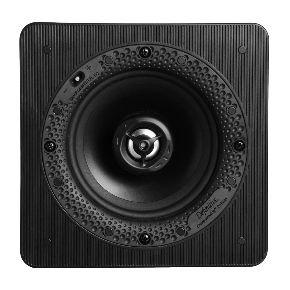 Definitive Technology DI-5.5S Square In-wall Speaker