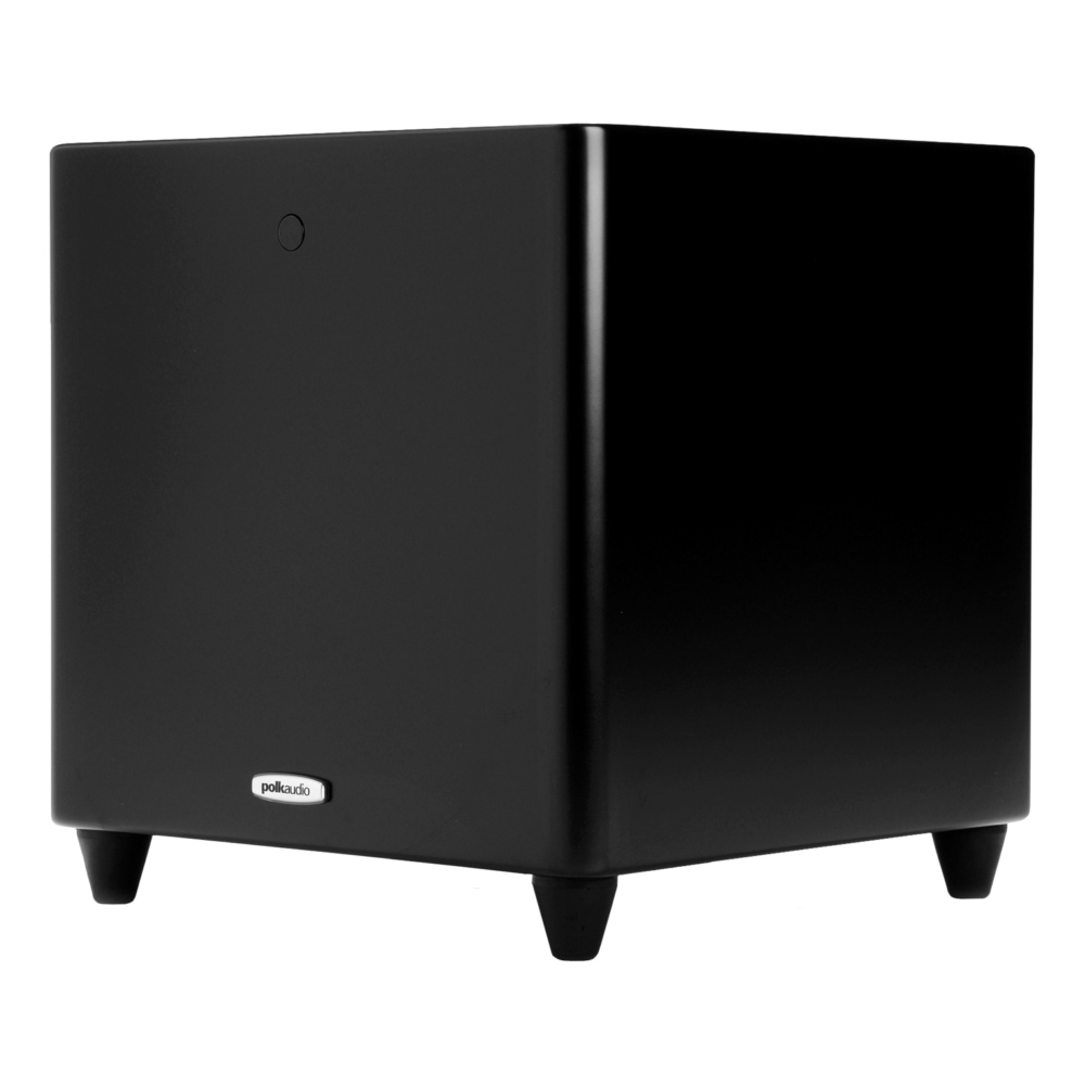 Polk Audio DSW-Pro-550wi Black 10-Inch High Performance Subwoofer System