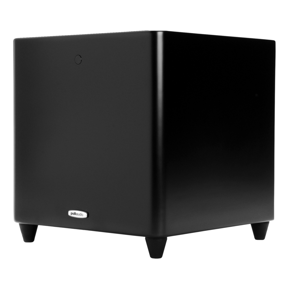 Polk Audio DSW-Pro-660wi Black 12-Inch High Performance Subwoofer System
