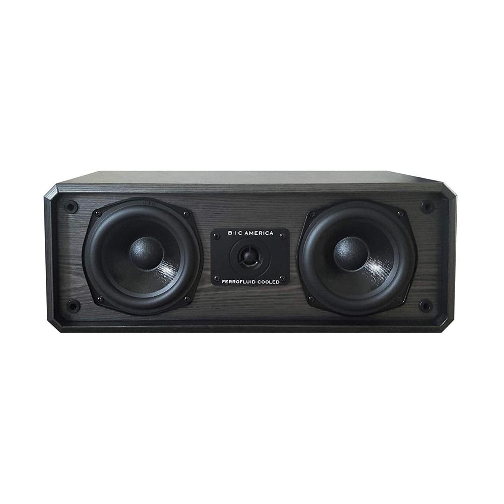BIC America Venturi DV52CLR Center Channel Speaker - Each