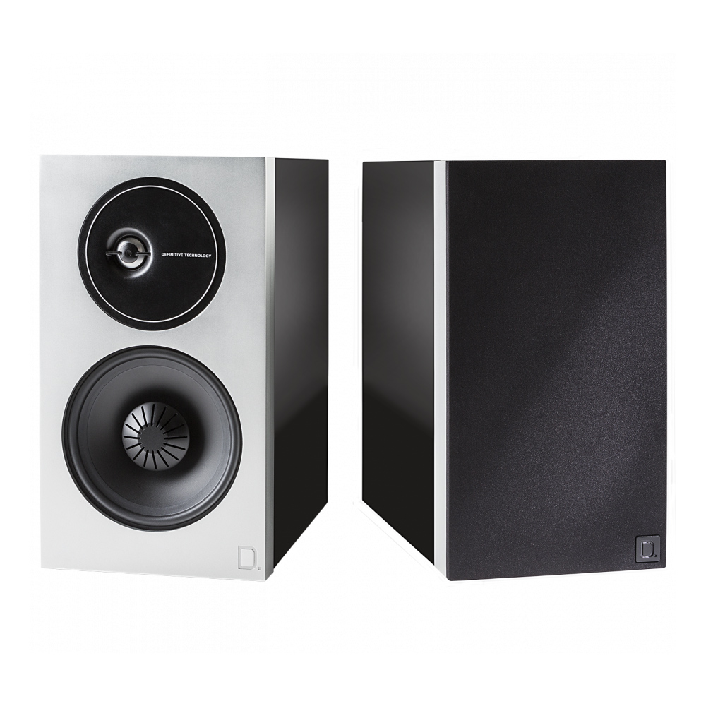 Definitive Technology Demand D11 -BLK Black Bookshelf Speakers - Pair