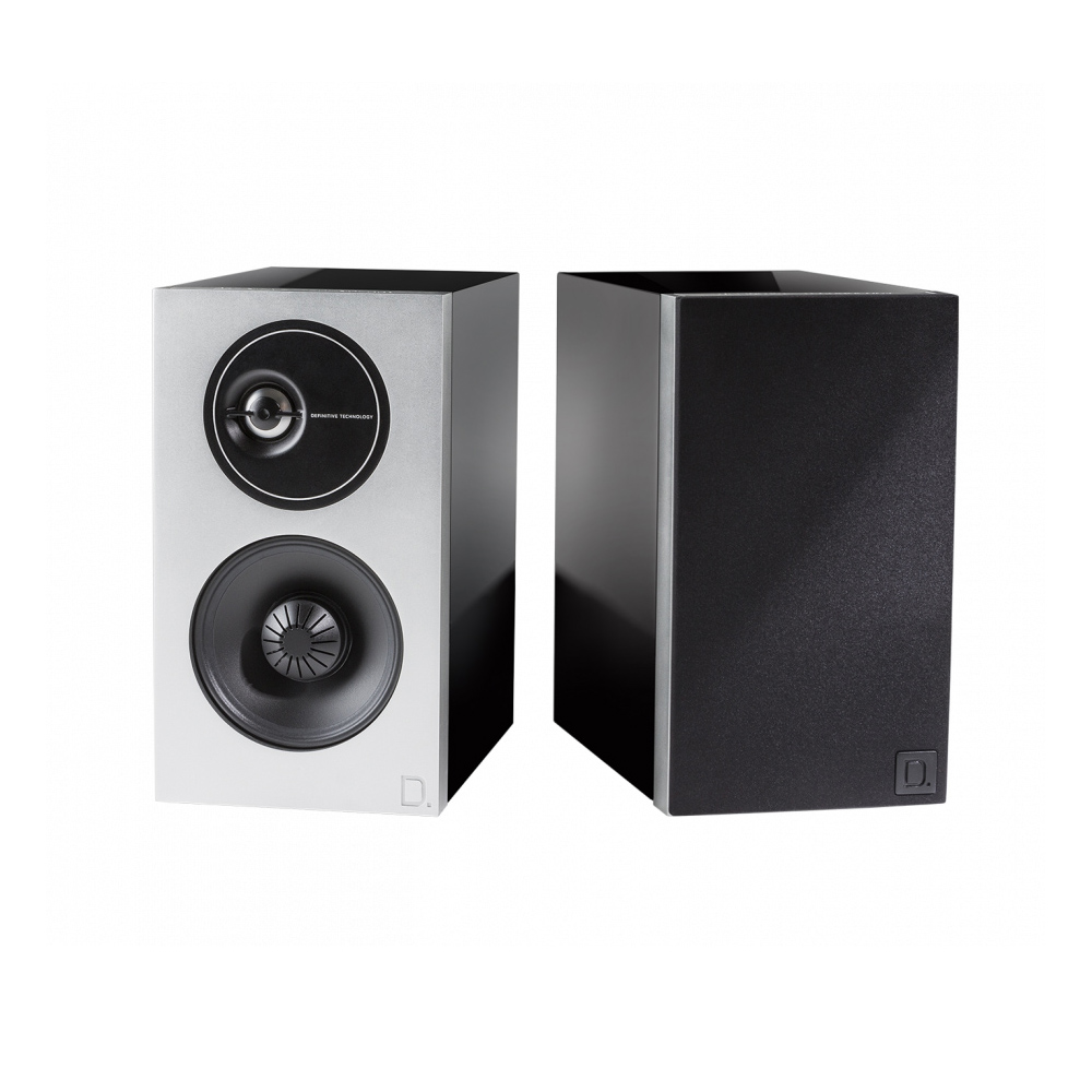 Definitive Technology Demand D7 -BLK Black Bookshelf Speakers - Pair