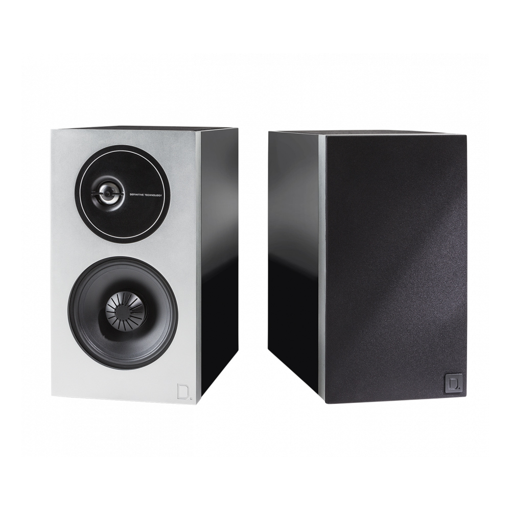 Definitive Technology Demand D9 -BLK Black Bookshelf Speakers - Pair
