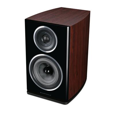 Wharfedale Diamond 11 Series 6.5-inch 2-Way Diamond-11.2-R Rosewood Bookshelf Speaker - Pair