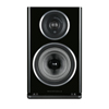 Wharfedale Diamond 11 Series 6.5-inch 2-Way Diamond-11.2 Black Ash Bookshelf Speaker - Pair