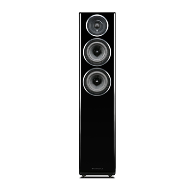 Wharfedale Diamond 11 Series 2.5-Way Diamond-11.3 Black Ash Floorstanding Speaker - Pair