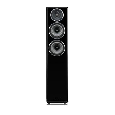 Wharfedale Diamond 11 Series 2.5-Way Diamond-11.3 Black Ash Floorstanding Speaker - Pair