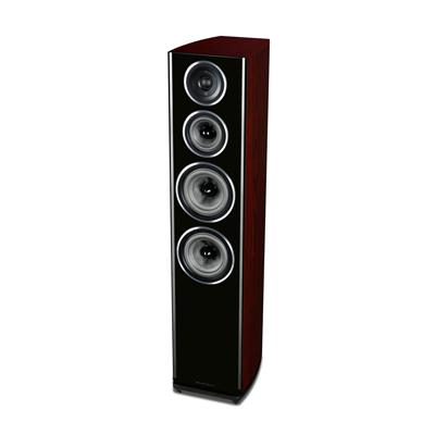 Wharfedale Diamond 11 Series 3-Way Diamond 11.4-R Rosewood Floorstanding Speaker - Pair