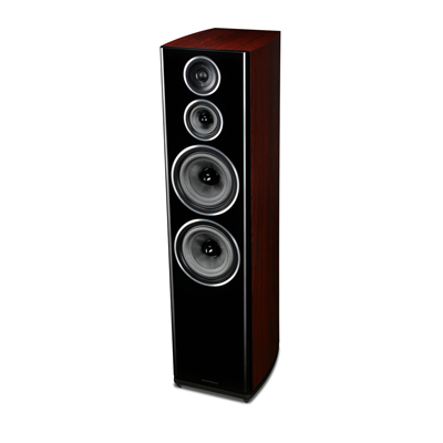 Wharfedale Diamond 11 Series 3-Way Diamond 11.5-R Rosewood Floorstanding Speaker - Pair