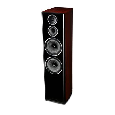 Wharfedale Diamond 11 Series 3-Way Diamond 11.5-R Rosewood Floorstanding Speaker - Pair