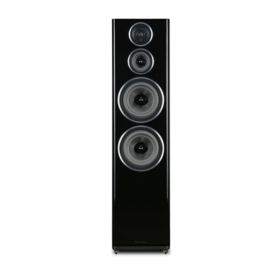 Wharfedale Diamond 11 Series 3-Way Diamond 11.5 Black Ash Floorstanding Speaker - Pair