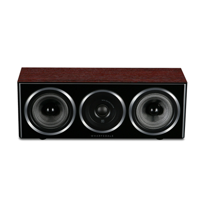 Wharfedale Diamond 11 Series Diamond 11.cc-R Rosewood Small Center Channel Speaker