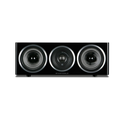 Wharfedale Diamond 11 Series Diamond 11.cc Black Ash Small Center Channel Speaker