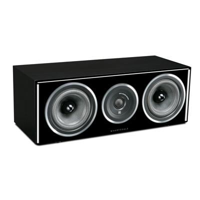 Wharfedale Diamond 11 Series Diamond 11.cs Black Ash Standard Center Channel Speaker