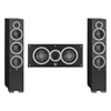 Elac 3.0 System with 2 Debut F6 Floorstanding Speakers, 1 Debut C5 Center Speaker