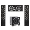 Elac 3.1 System with 2 Debut F5 Floorstanding Speakers, 1 Debut C5 Center Speaker, 1 Debut S10EQ Subwoofer