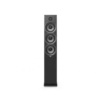 Elac Debut 2.0 F6.2 Black 3-way Floorstanding Speaker