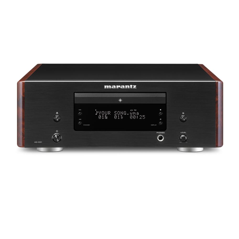 Marantz HD-CD1 Black High Definition Compact Disc Player
