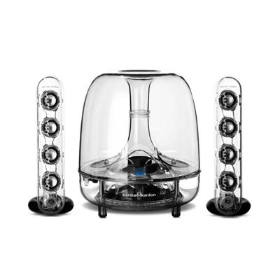 Harman Kardon SoundSticks Wireless Three-Piece Wireless Speaker System