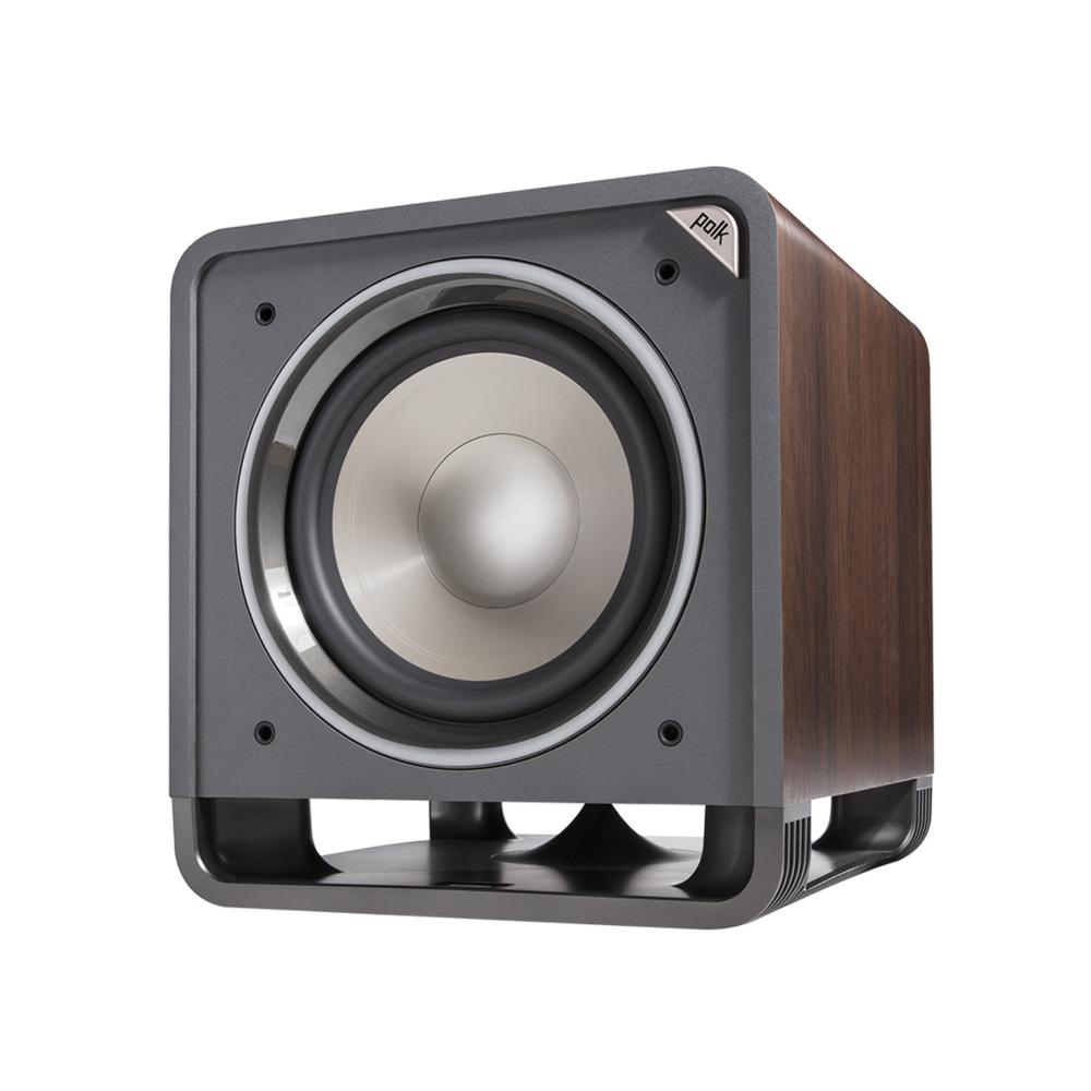 Polk Audio HTS10-BR Classic Brown Walnut 10-Inch Subwoofer System