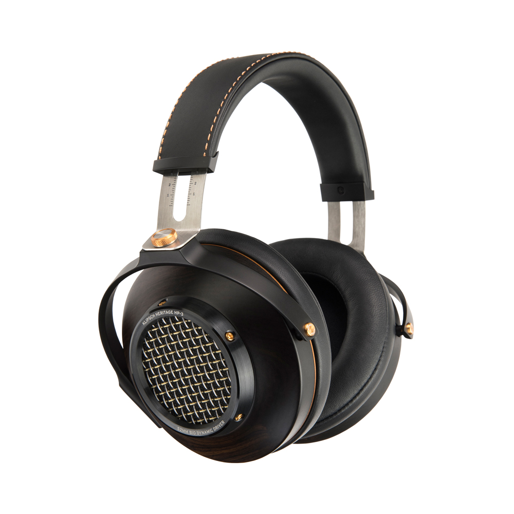 Klipsch Heritage-HP-3-E Ebony Headphone