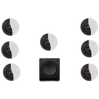 Klipsch CDT-2650II In-Ceiling System #23