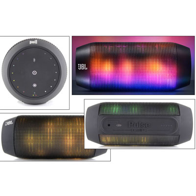 JBL - Pulse Portable Bluetooth Speaker
