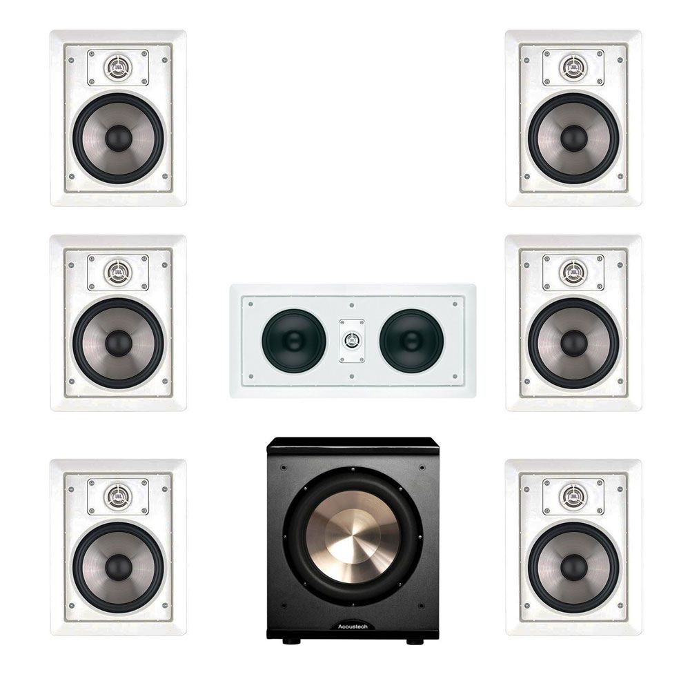 way with ceiling speaker radiator home theater jbl c woofer plus h speakers product in b reg