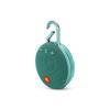 JBL Clip 3 Teal Portable Bluetooth Speaker