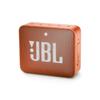 JBL Go 2 Coral Orange Portable Bluetooth Speaker