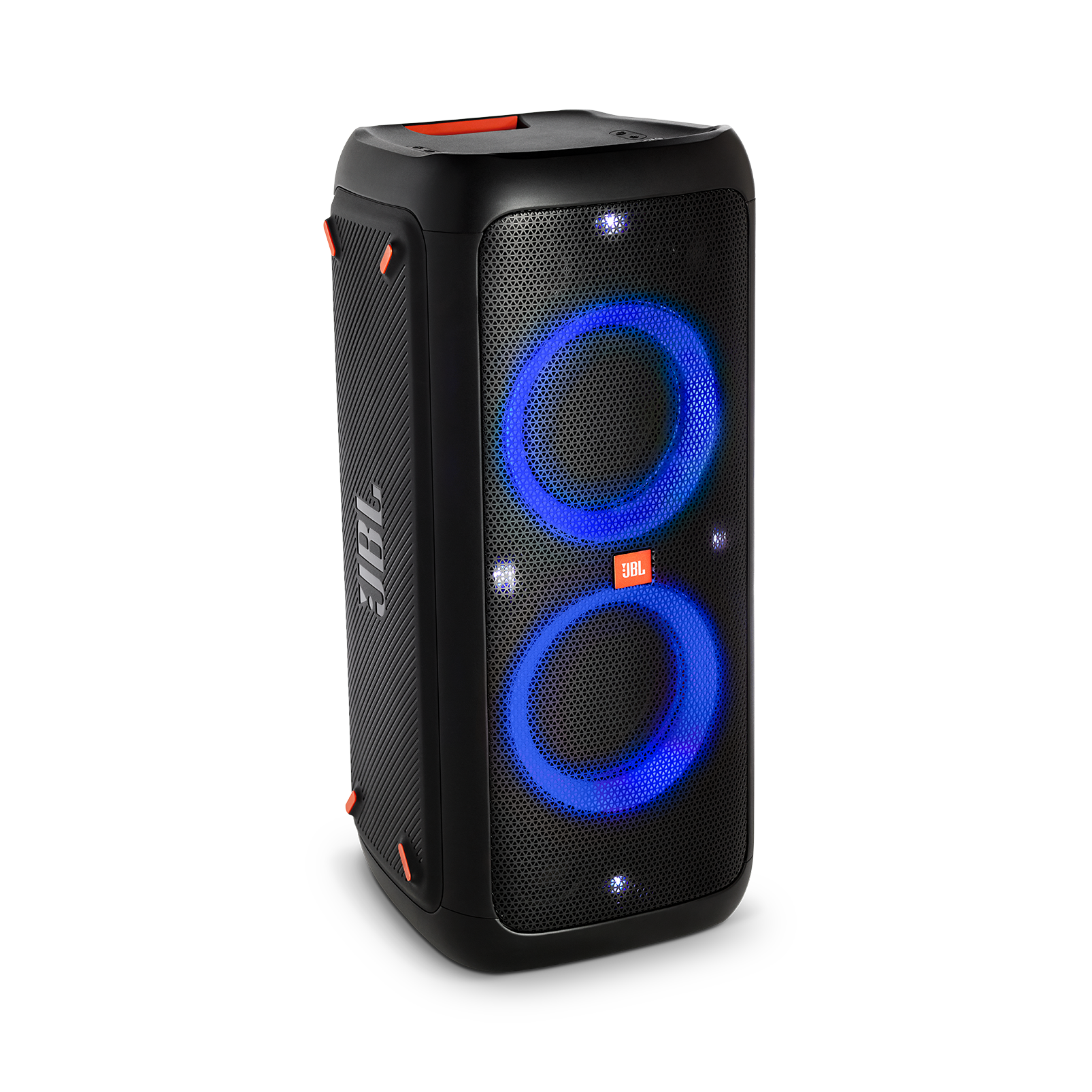 JBL PartyBox 200 Premium High Power Portable Wireless Bluetooth Audio System - Black