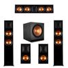 Klipsch 5.1 Ebony Piano Black System-2 RP-6000F,1 RP-504C,2 RP-600M,1 SPL-150