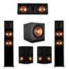 Klipsch 5.1 Ebony Piano Black System-2 RP-6000F,1 RP-600C,2 RP-402S,1 SPL-150