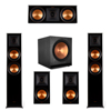 Klipsch 5.1 Ebony Piano Black System-2 RP-6000F,1 RP-600C,2 RP-600M,1 SPL-150