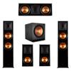 Klipsch 5.1 Ebony Piano Black System-2 RP-8000F,1 RP-600C,2 RP-500M,1 SPL-150