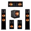 Klipsch 5.1 Ebony Piano Black System-2 RP-8000F,1 RP-600C,2 RP-600M,1 SPL-150