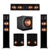 Klipsch 5.2 Ebony Piano Black System-2 RP-5000F,1 RP-404C,2 RP-402S,2 SPL-150