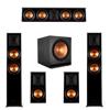 Klipsch 5.2 Ebony Piano Black System-2 RP-6000F,1 RP-404C,2 RP-500M,2 SPL-150