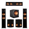 Klipsch 5.2 Ebony Piano Black System-2 RP-6000F,1 RP-404C,2 RP-502S,2 SPL-150