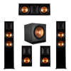 Klipsch 5.2 Ebony Piano Black System-2 RP-6000F,1 RP-500C,2 RP-600M,2 SPL-150