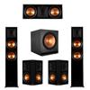 Klipsch 5.2 Ebony Piano Black System-2 RP-6000F,1 RP-600C,2 RP-502S,2 SPL-150