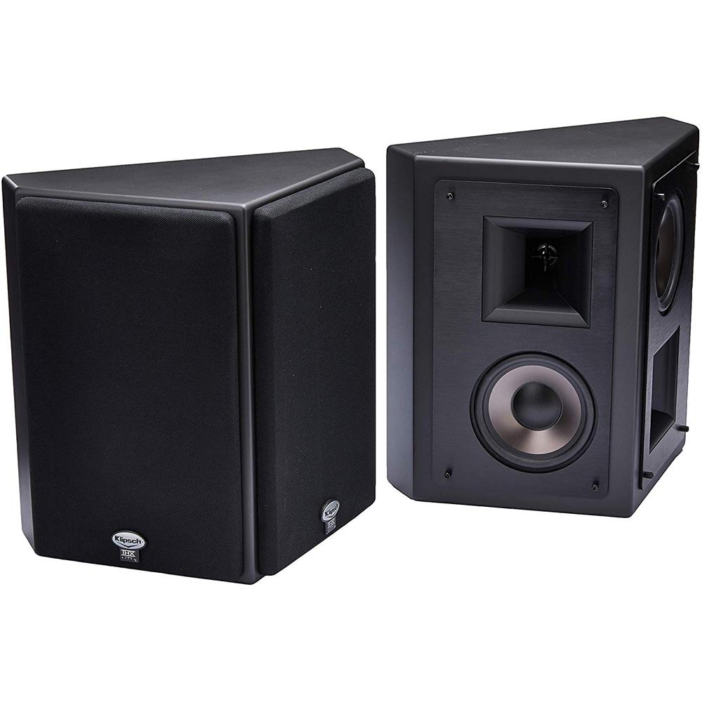 Klipsch KS-525-THX Black Surround Speakers - Pair