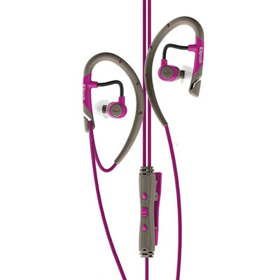 Klipsch A5i Sport In-Ear Headphones - Magenta