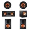 Klipsch 5.1 In-Wall System with 2 R-3800-W II In-Wall Speakers, 1 Klipsch R-5502-W II In-Wall Speaker, 2 Klipsch CDT-3800-C II In-Ceiling Speakers, 1 Klipsch R-112SW Subwoofer