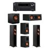 Klipsch 5.1 System - 2 RP-4000F,1 RP-400C,2 RP-400M,1 SPL-100,1 Onkyo TX-NR797 Receiver