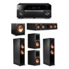 Klipsch 5.1.2 System - 2 RP-8060FA,1 RP-404C,2 RP-600M,1 R-115SW,1 RX-A1080