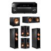 Klipsch 5.1.2 System - 2 RP-8060FA,1 RP-600C,2 RP-502S,1 R-115SW,1 RX-A1080