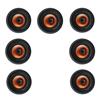 Klipsch 7.0 In-Wall System with 7 CDT-3800-C II In-Ceiling Speakers