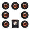 Klipsch 7.1 In-Wall System with 7 CDT-3800-C II In-Ceiling Speakers, 1 BIC/Acoustech Platinum Series PL-200 II Subwoofer