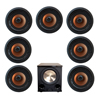 Klipsch 7.1 In-Wall System with 7 CDT-5800-C II In-Ceiling Speakers, 1 BIC/Acoustech PL-200 II Subwoofer